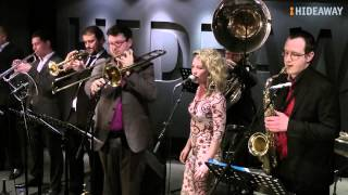 Etta James - Almost Persuaded performed by Bad Ass Brass and Beth Rowley at Hideaway SW16