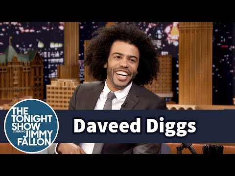 Daveed Diggs Woke Up to a Tony Nomination