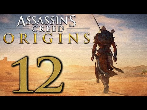 Assassin's Creed Origins Walkthrough HD - End of the Snake (Assassination: Eudoros) - Part 12