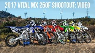 2017 250F Motocross Shootout Vital MX