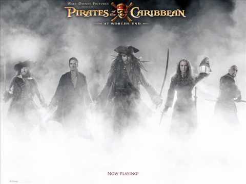 Pirates Of The Caribbean Soundtrack  Main Theme
