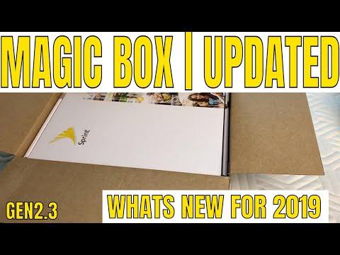 Sprint Magic Box | New Release - YouTube
