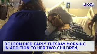 Mom's dying wish to see daughter graduate high school granted in hospital room