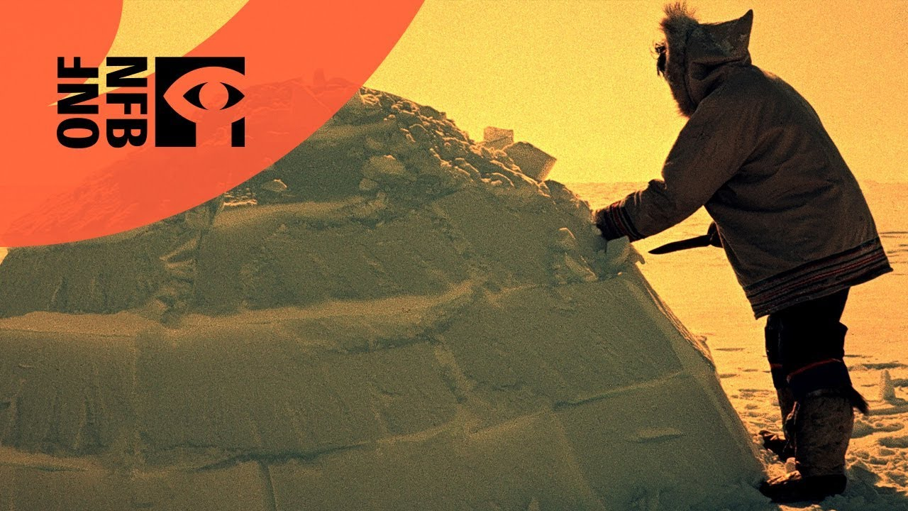 "How to Build an Igloo ""Eskimo House"" 