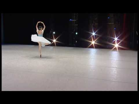 Prix de Lausanne 2008 - Akane Takada - Classical Variation