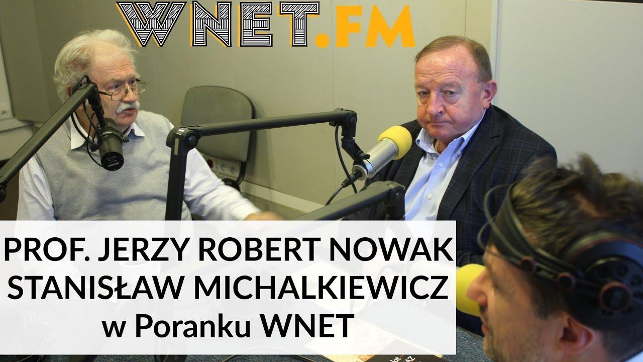 Prof. Jerzy Robert Nowak ostro u Gadowskiego: Ziemkiewicz to lizus i lawirant