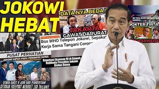 Diluar Dugaan! Di Tangan Jokowi, Indonesia Penuh Keajaiban!