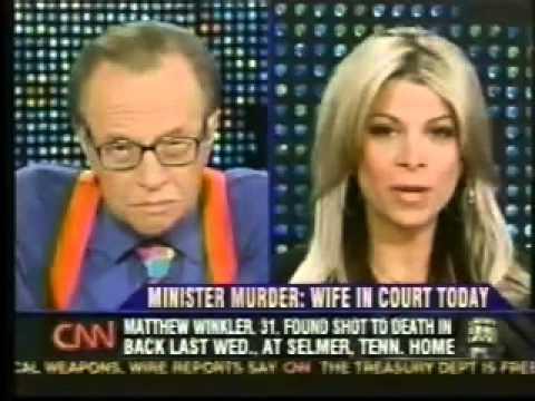 Spouse Killers on Larry King -  Mary Winkler