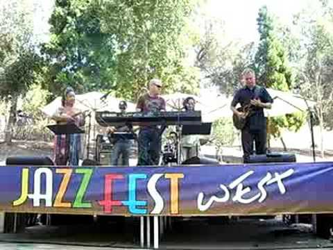 LAO TIZER BAND LIVE @ JAZZ FEST WEST!..7-19-08