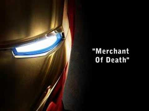 Iron Man OST – Merchant Of Death