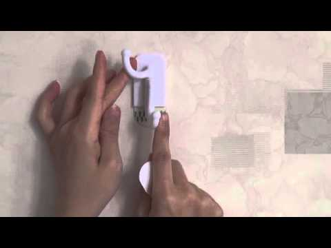 heavy duty removable adhesive hook hr04 - youtube