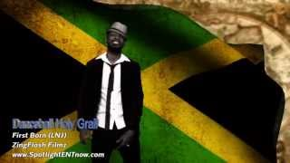 First Born (LNJ) - Dancehall Holy Grail - Official Music Video - LNJ Blacka Smoke!! Download Link
