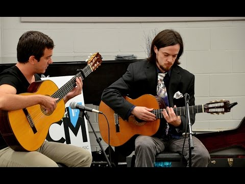 Inside the Mind of the Aritst – Omaha Guitar Trio – Sept. 19, 2015