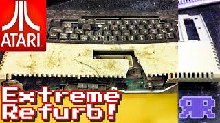 Extreme Refurb: Atari 800XL | Refurbish This!
