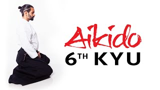 Aikido Techniques for Beginners - 6th Kyu Test Requirements streaming