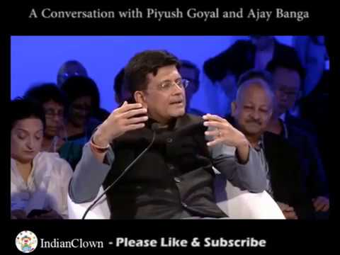 Piyush Goel says : What is the lay out plan for Indian railways.