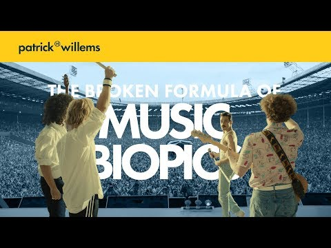 The Broken Formula of Music Biopics