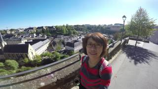 FIrst solo trip 2015 - Day 7 - Luxembourg