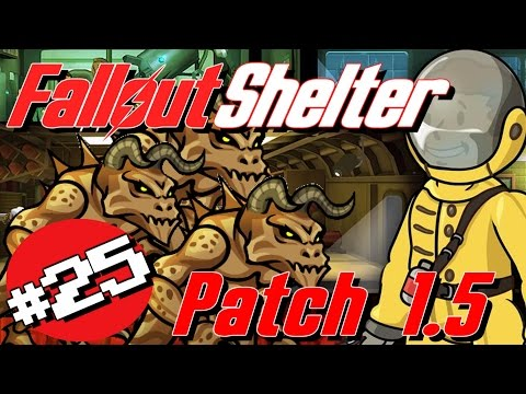 Fallout Shelter: Patch 1.5 - Part 25 - Slowing Down
