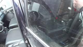 видео Авточехлы на VOLKSWAGEN SHARAN