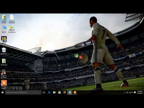 FIFA 18/19 Not Starting Problem In Windows 10 Solved