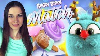 WŚCIEKŁE PTAKI ŁĄCZCIE SIĘ! - ANGRY BIRDS MATCH