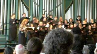 "PSU Chorale: ""Turn thee unto me"""