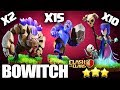 How to BoWitch - GoBoWitch | TH10 3 Star Attack | TH10 War Strategy Clash of clans
