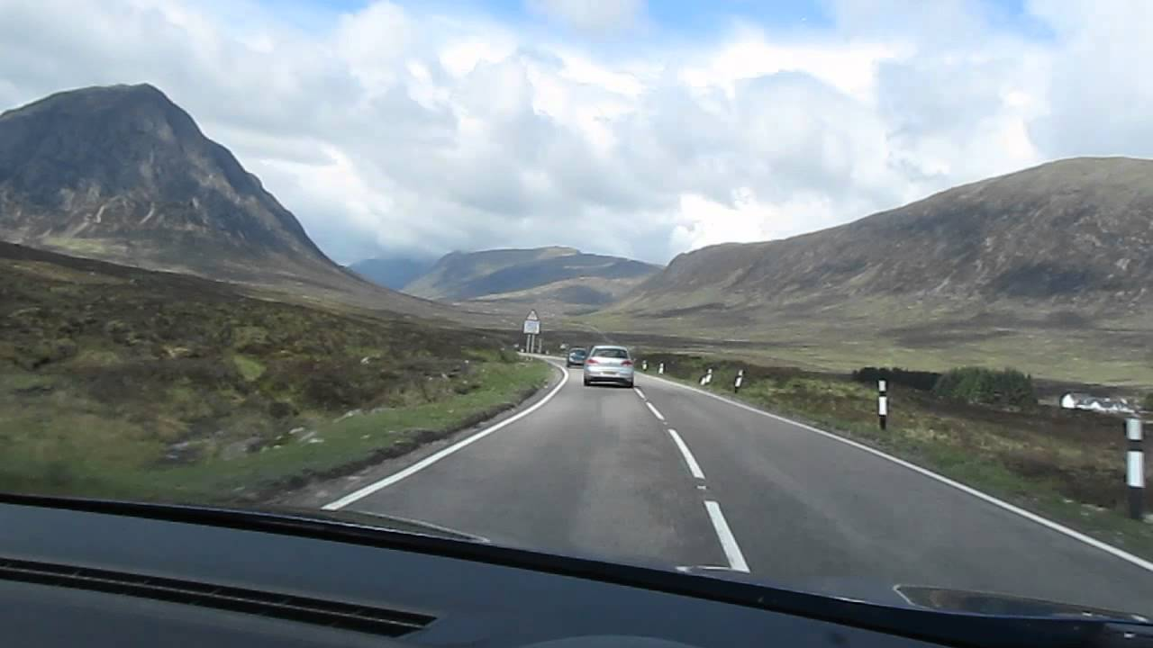 Image result for Glasgow to Inverness, Scotland road trip