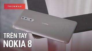 Mở hộp Nokia 8 giá 12,99 triệu đồng tại Việt Nam: Sự trở lại đầy ngọt ngào?