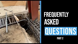 Most Important Thing To Consider - Seismic Retrofitting FAQ pt 2