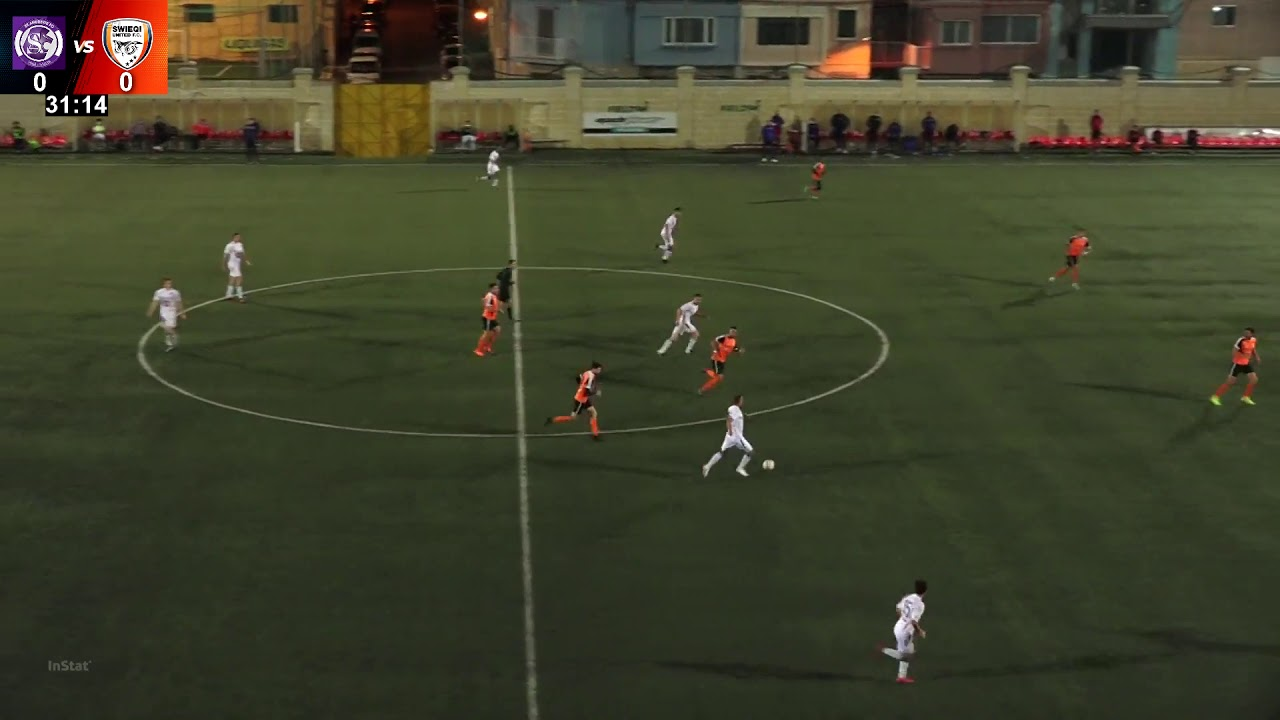 Derby Game - Swieqi United Fc vs St. Andrews Fc