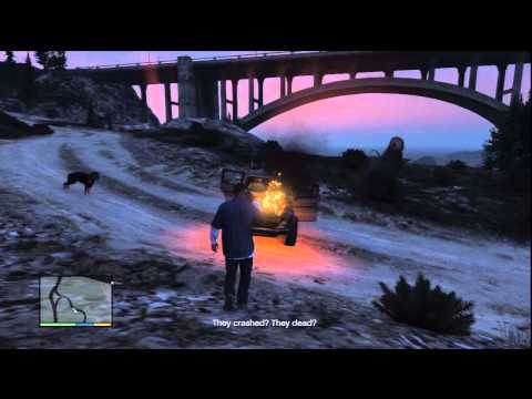 Grand Theft Auto V Gameplay: Killing The Rest Of The O'Neil Brothers
