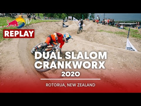REPLAY 100% Dual Slalom | Crankworx Rotorua 2020