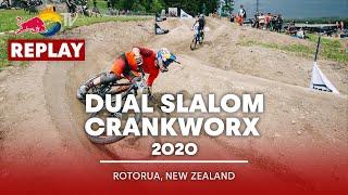 REPLAY 100% Dual Slalom   Crankworx Rotorua 2020