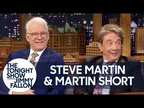 Steve Martin and Martin Short - Favorite Tonight Show Moments