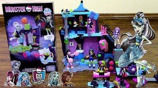 LEGO Monster High Collection / ЛЕГО МОНСТЕР ХАЙ - ФРЕНКИ ИГРАЕТ В БАСКЕТБОЛ