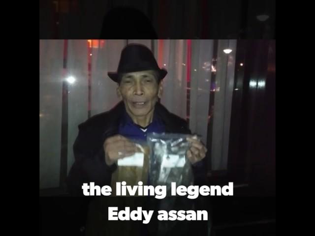 Living legend Eddy assan dubbel SoSoLobi