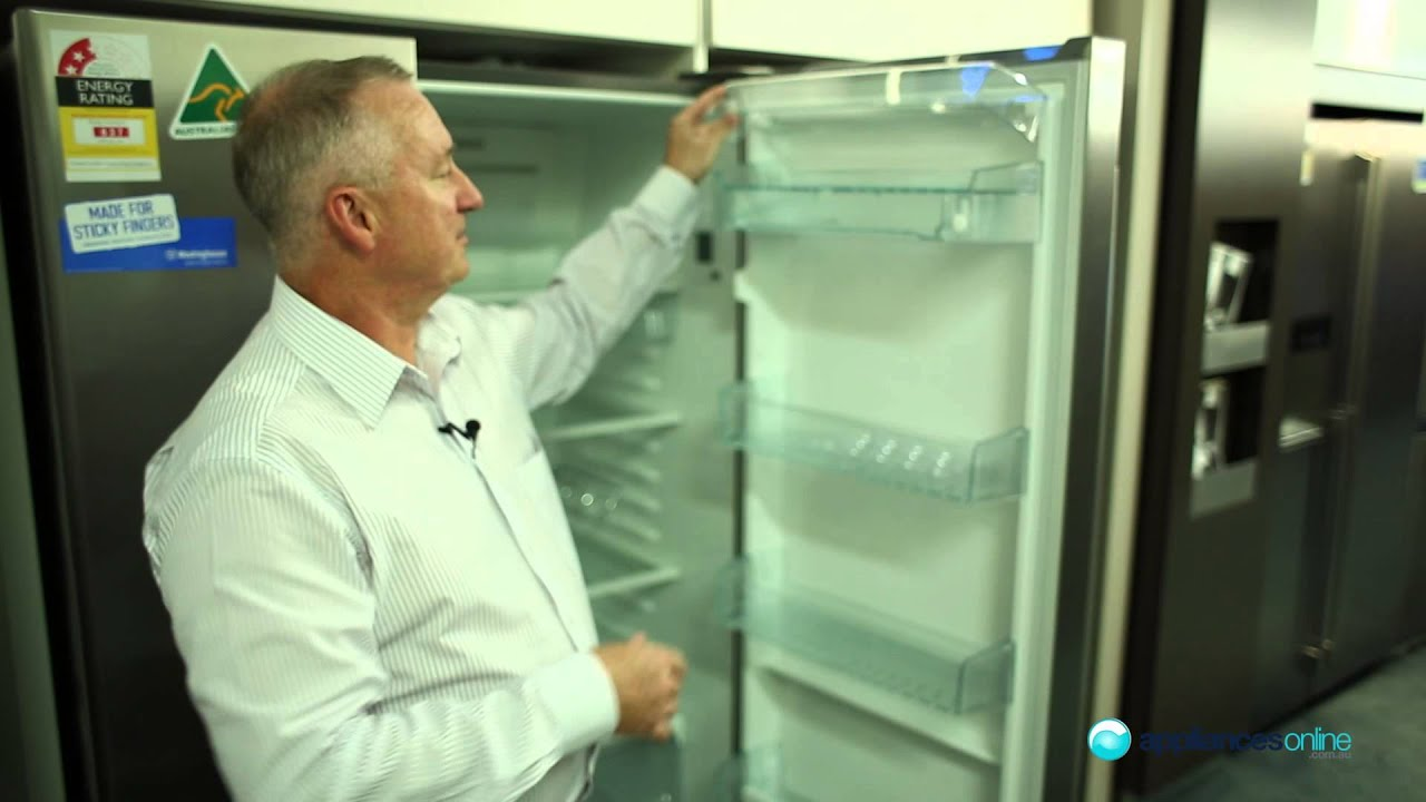 Westinghouse wse7000 side by side fridge freezer reviewed by a product expert appliances - Westinghouse and living ...