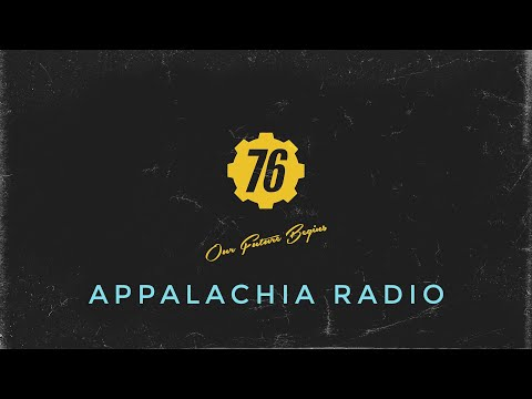 Fallout 76 - Appalachia Radio With DJ Julia [Wastelanders Update]