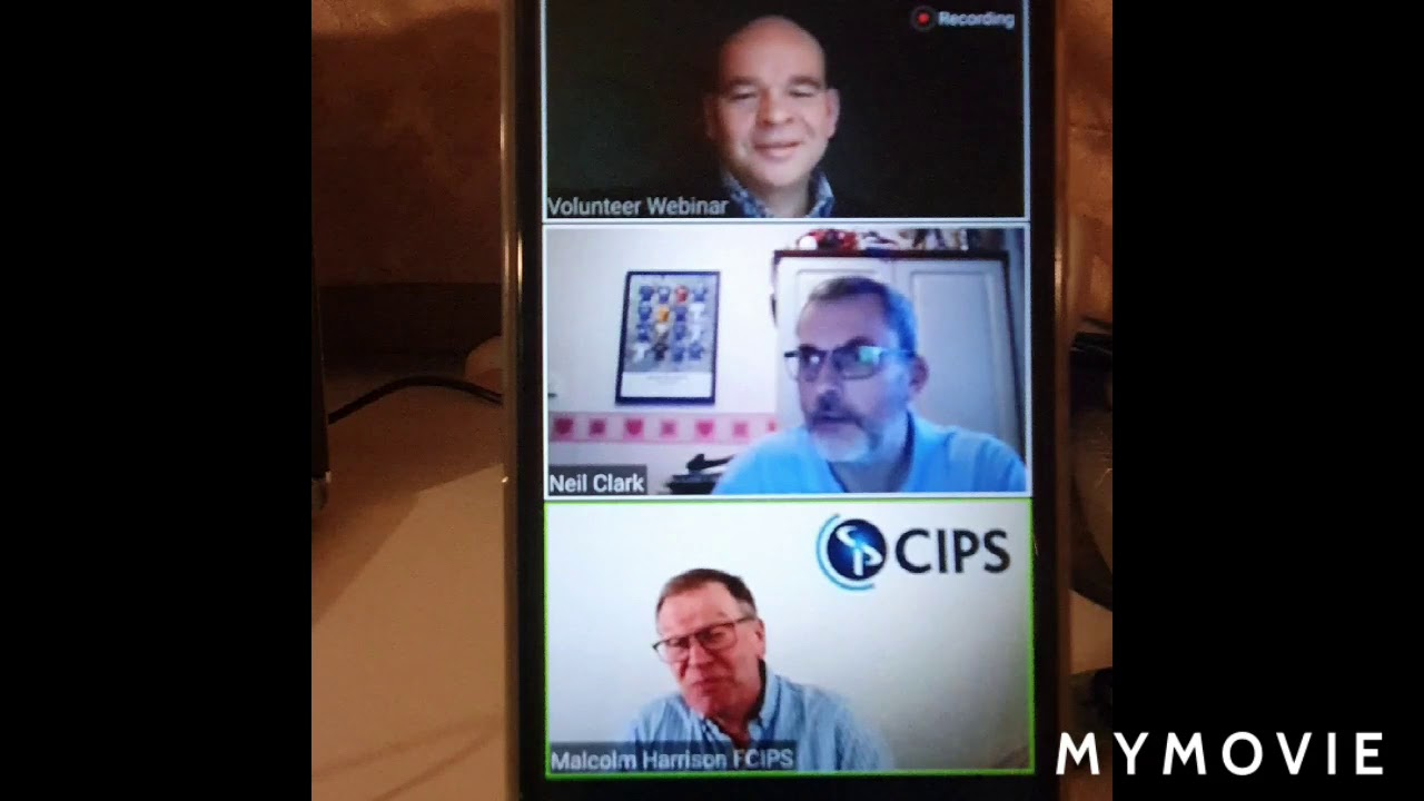 Fast Snips Meet the CIPS CEO Webinar : Malcolm Harrison