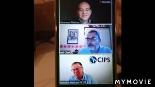 Fast Snips Meet the CIPS CEO Webinar : Malcolm Harrison