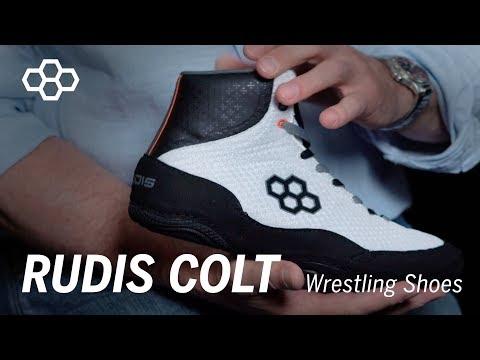 RUDIS COLT Wrestling Shoes | Wrestling Gear