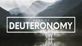 Deuteronomy   week 8