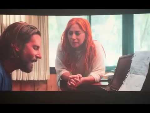 Lady Gaga ending scene in A Star Is Born