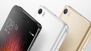 Xiaomi Mi5: предварительный обзор, тест камеры (preview)