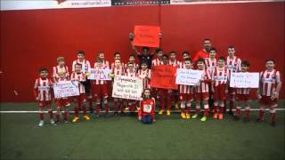 OSCC Olympiacos 90th Wishes