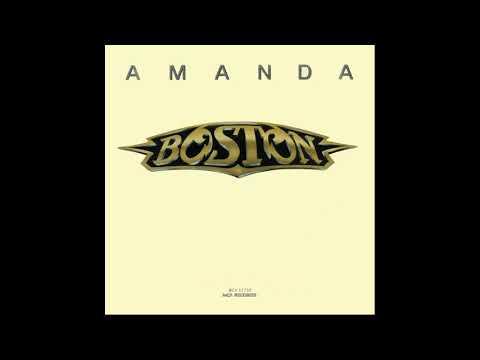 Boston Amanda Instrumental Instrumental