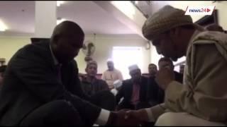 Full video of Mandla Mandela Muslim ceremony