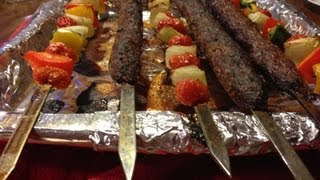 How to make the easiest Koobideh Kabobs!
